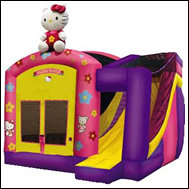 Bouncer #6 Hello Kitty Image