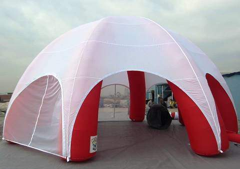 Inflatable 30x30 Tent Image