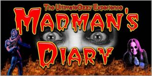 Madman Diary Live August 8th 2020 ( A tribute To Ozzie) Image