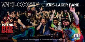 Kris Lager Live Dec 28th 2019 Image
