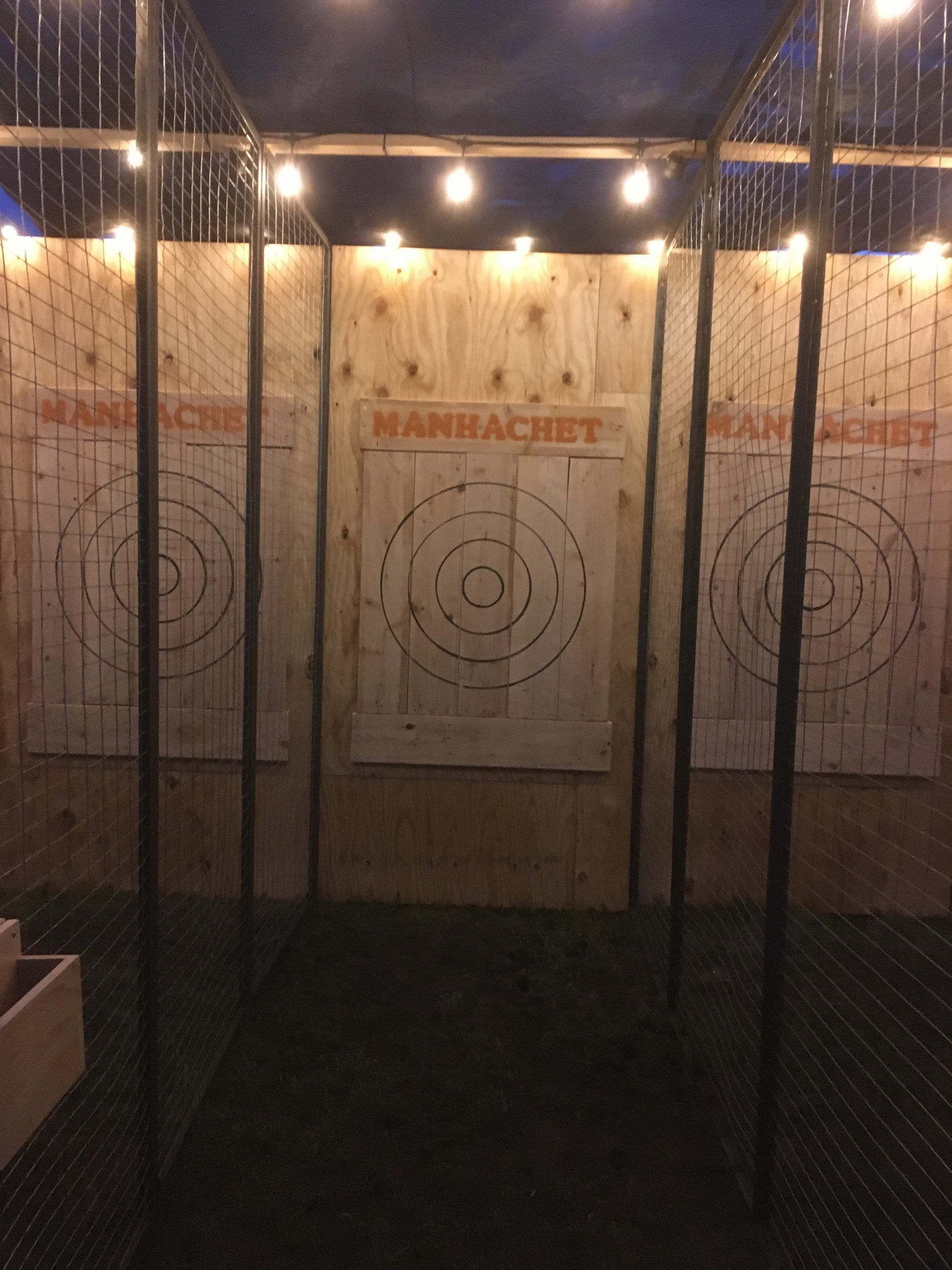 New Mobile Axe Throwing Image