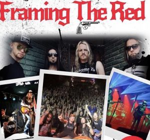 FRAMING THE RED AUG 29TH Image