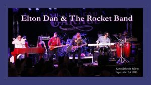 Elton Dan & The Rocket Band ( March 27th 2021 ) Image